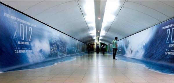 Guerrilla Marketing Voorbeeld 34 2012