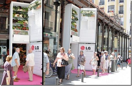Guerrilla Marketing Voorbeeld 43 LG