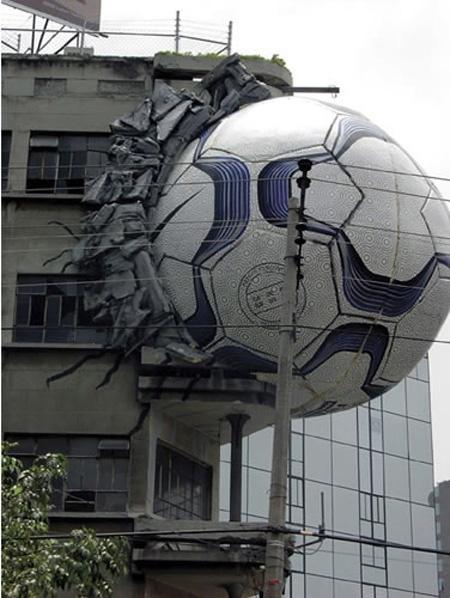 Guerrilla Marketing Voorbeeld 57 Nike