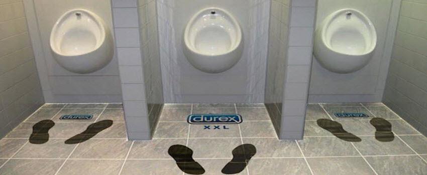 toiletreclame-vloer-durex